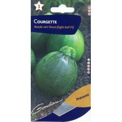 Courgettes eight ball F1